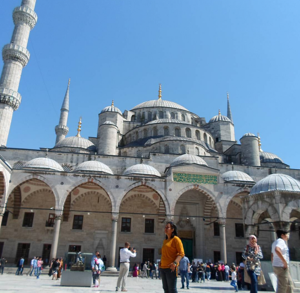 menjelajah hemat kota istanbul