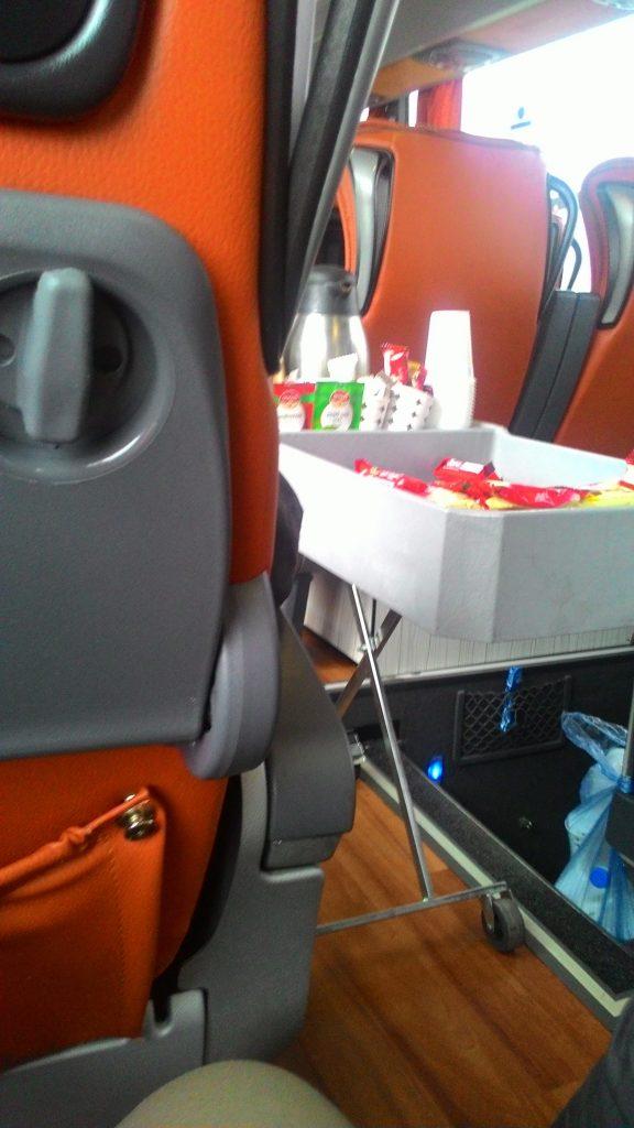 Pengalaman naik Bus Kamil Koc
