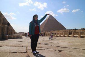 Perjalanan backpacker ke Kairo Mesir (Lanjutan Umrah)