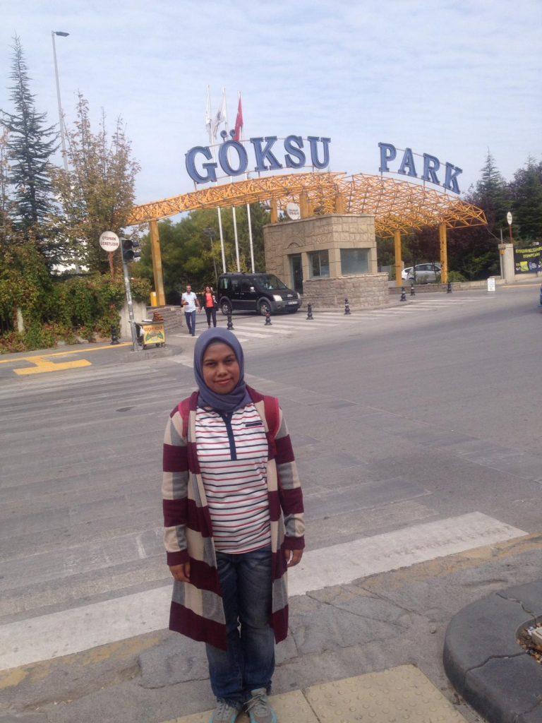 Wisata menarik goksu Park