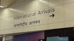 Pengalaman Menginap semalam di Airport Indira Gandhi