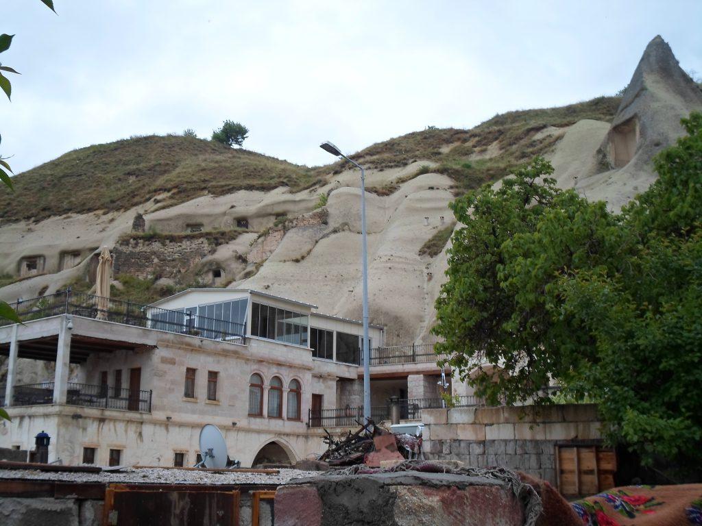 Sensasi menginap di Gua Garden Cave Cappadocia