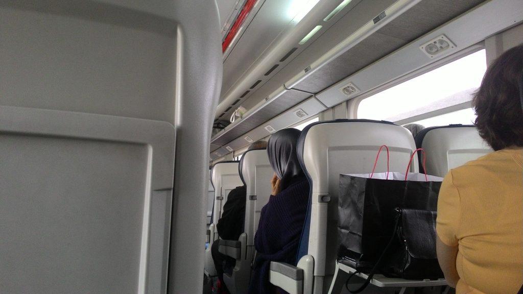 Pengalaman Naik Kereta Izmir ke Selcuk, Turki