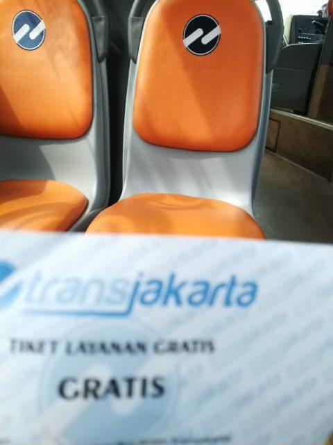 Wisata Transportasi Bis Gratis dan terbaru di Jakarta