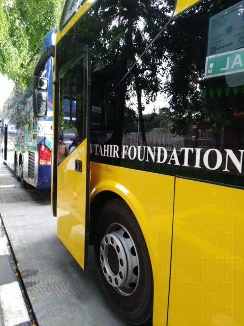 Wisata Bus Gratis Jakarta rute tertentu dan terbaru