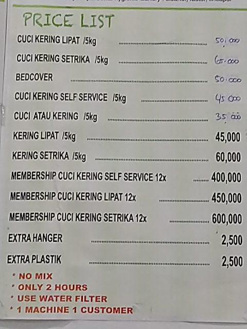 Laundry Koin Untuk Pakaian Yang Praktis Di Cirendeu Tangerang Selatan