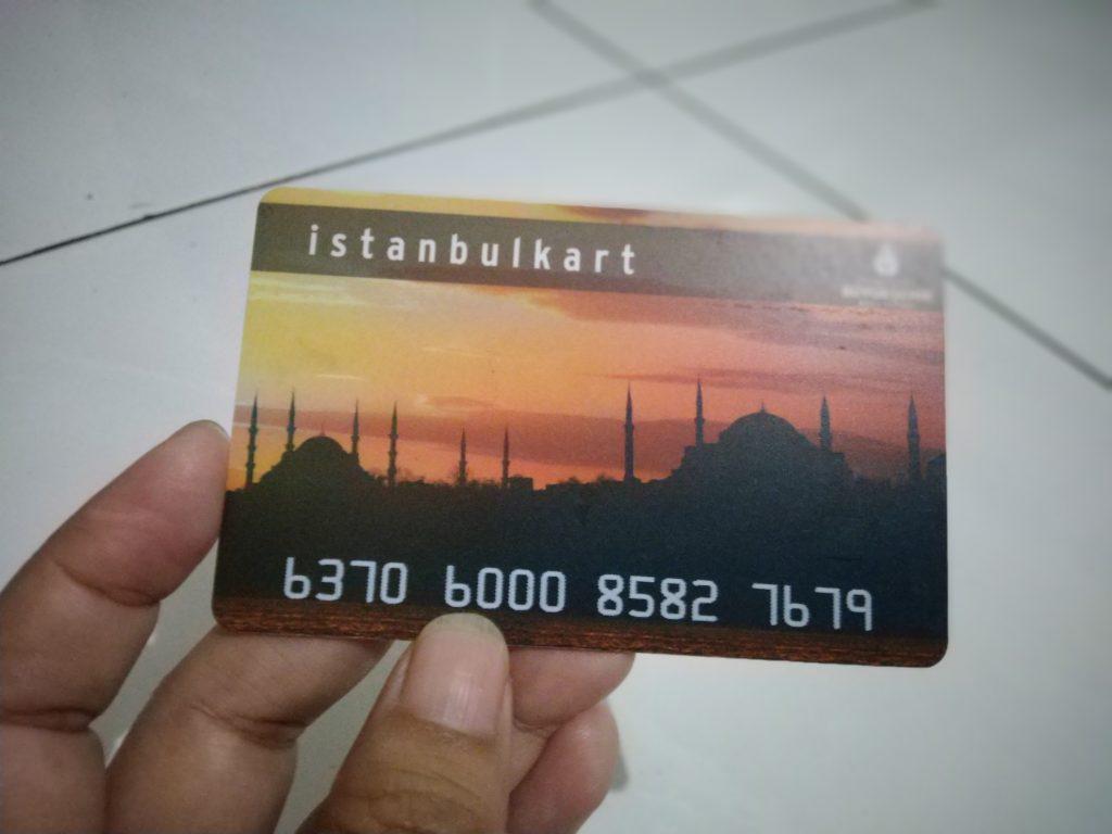 Keliling Kota Istanbul Murah dengan Kartu Istanbulkart