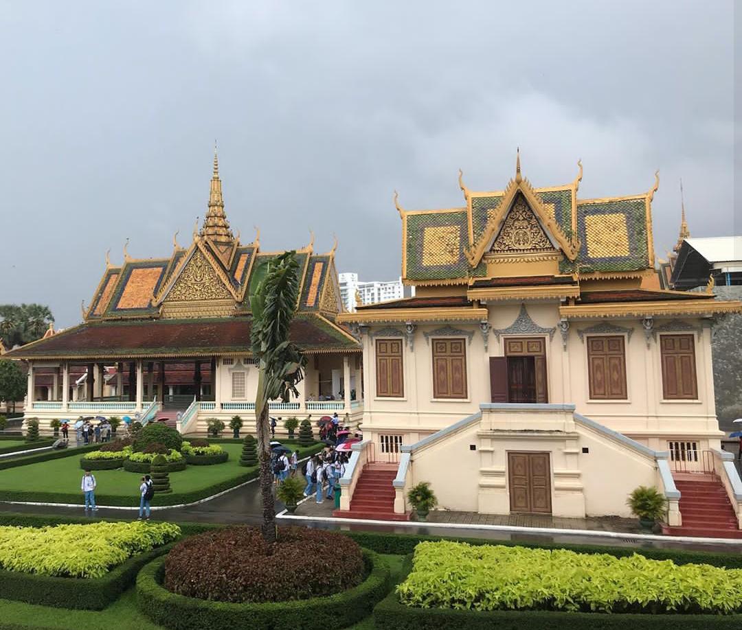 Transportasi Umum di Kamboja dari Airport Phnom Penh