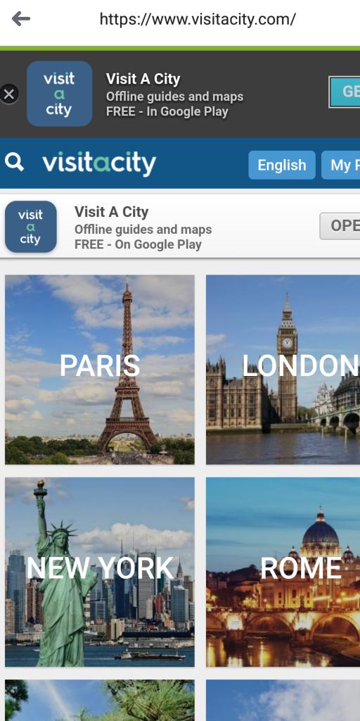 Cara Menyusun Itinerary yang mudah dan simpel untuk Permohonan Visa