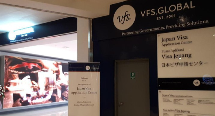 Transportasi menuju Kantor VFS Global Visa Jepang di Jakarta