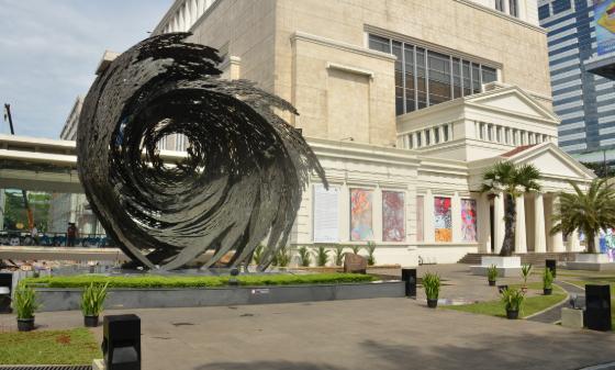 Tiket Masuk Museum Nasional hanya Tiga ribu rupiah