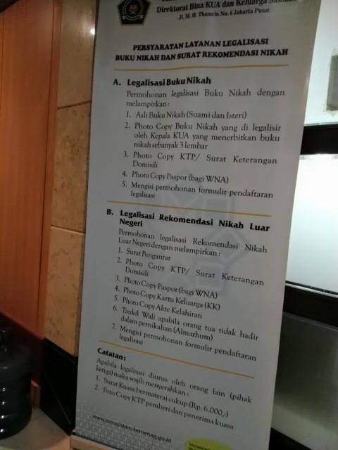 Syarat Legalisasi Buku Nikah yang Mudah di Kemenag