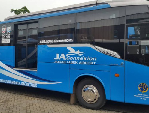 Tarif Bus Bandara JA Connexion dari Mall Pondok Indah