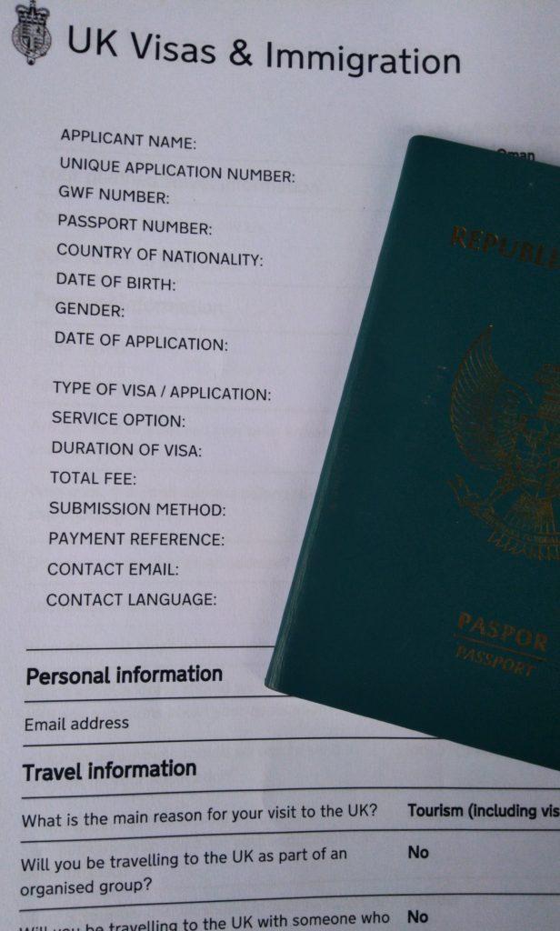 Syarat Mengurus Spouse Visa UK ( Family Visa ) di Jakarta