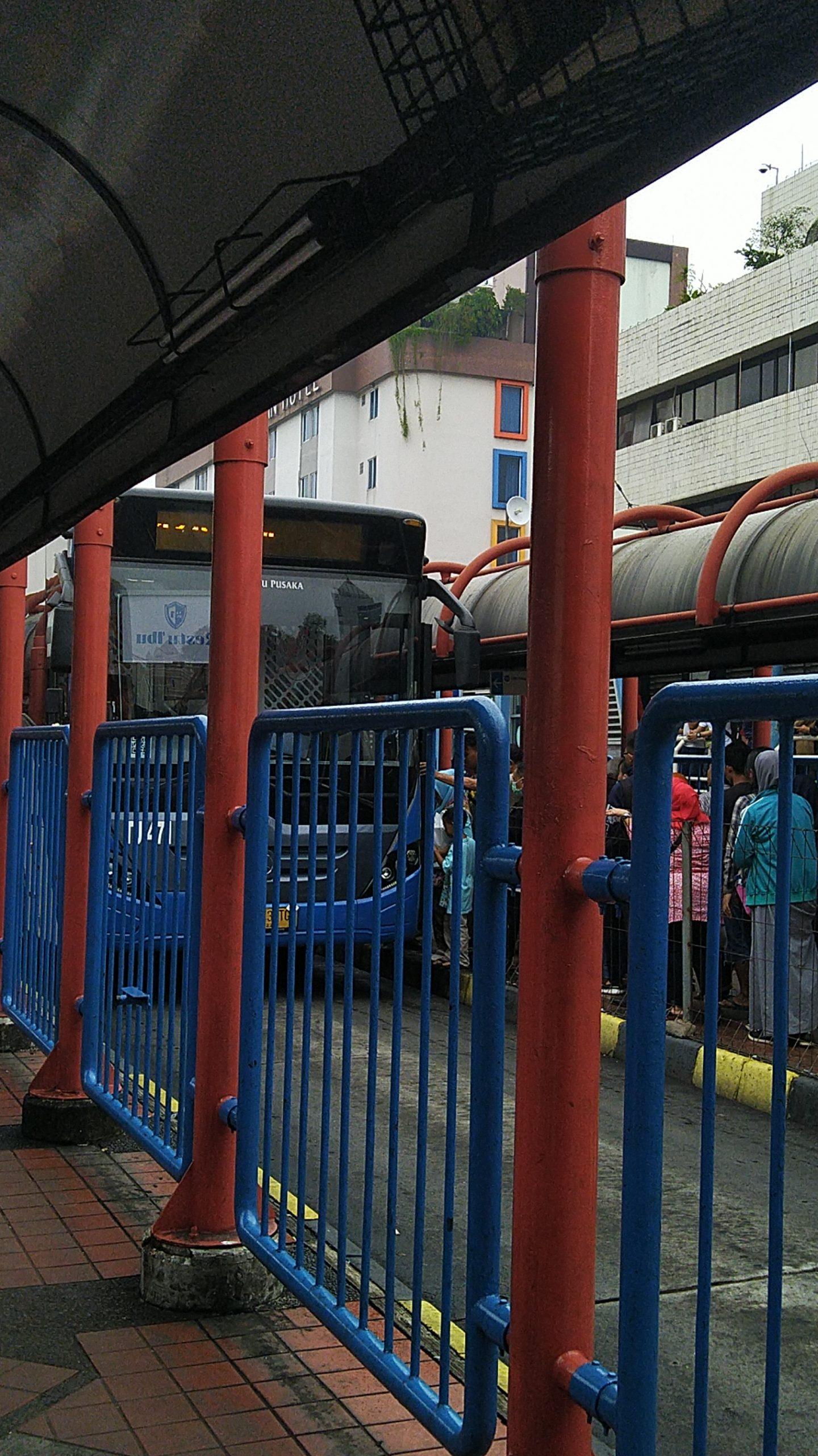 Rute Bus Transjakarta dari Terminal Blok M Jakarta