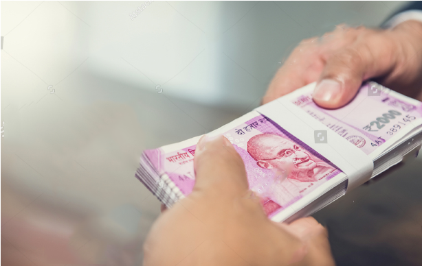 Menukar Mata Uang Rupee di Bandara Indira Gandhi