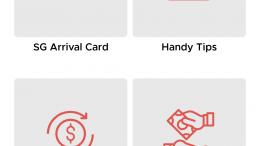 Perubahan Pengisian Kartu Kedatangan Singapura bagi Pengunjung