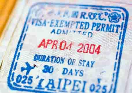 Syarat Visa Joining Family Taiwan (Ikut Pasangan) di Jakarta