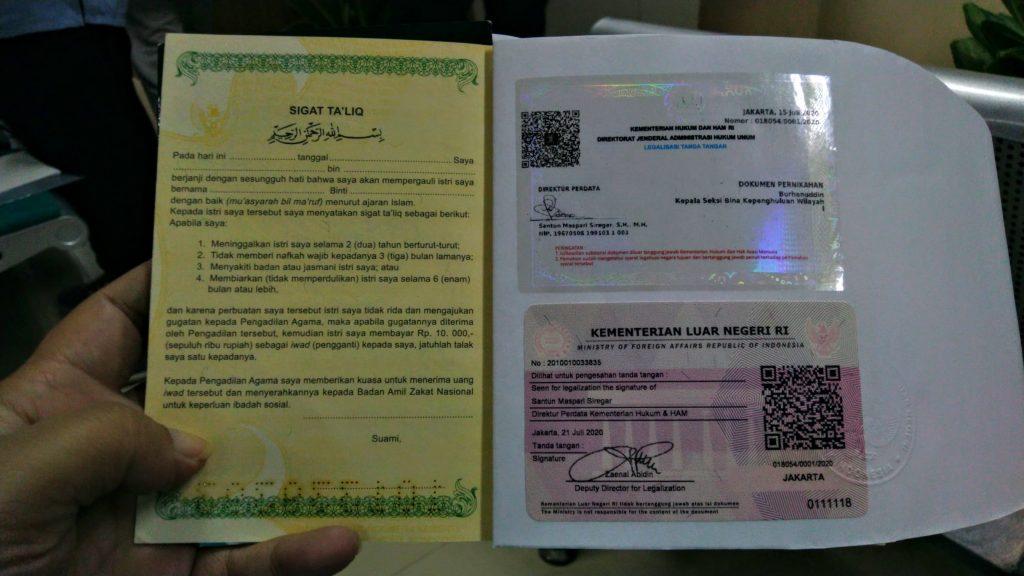 Perubahan Jam Legalisir Dokumen di 3 Kementrian selama PSBB Kedua