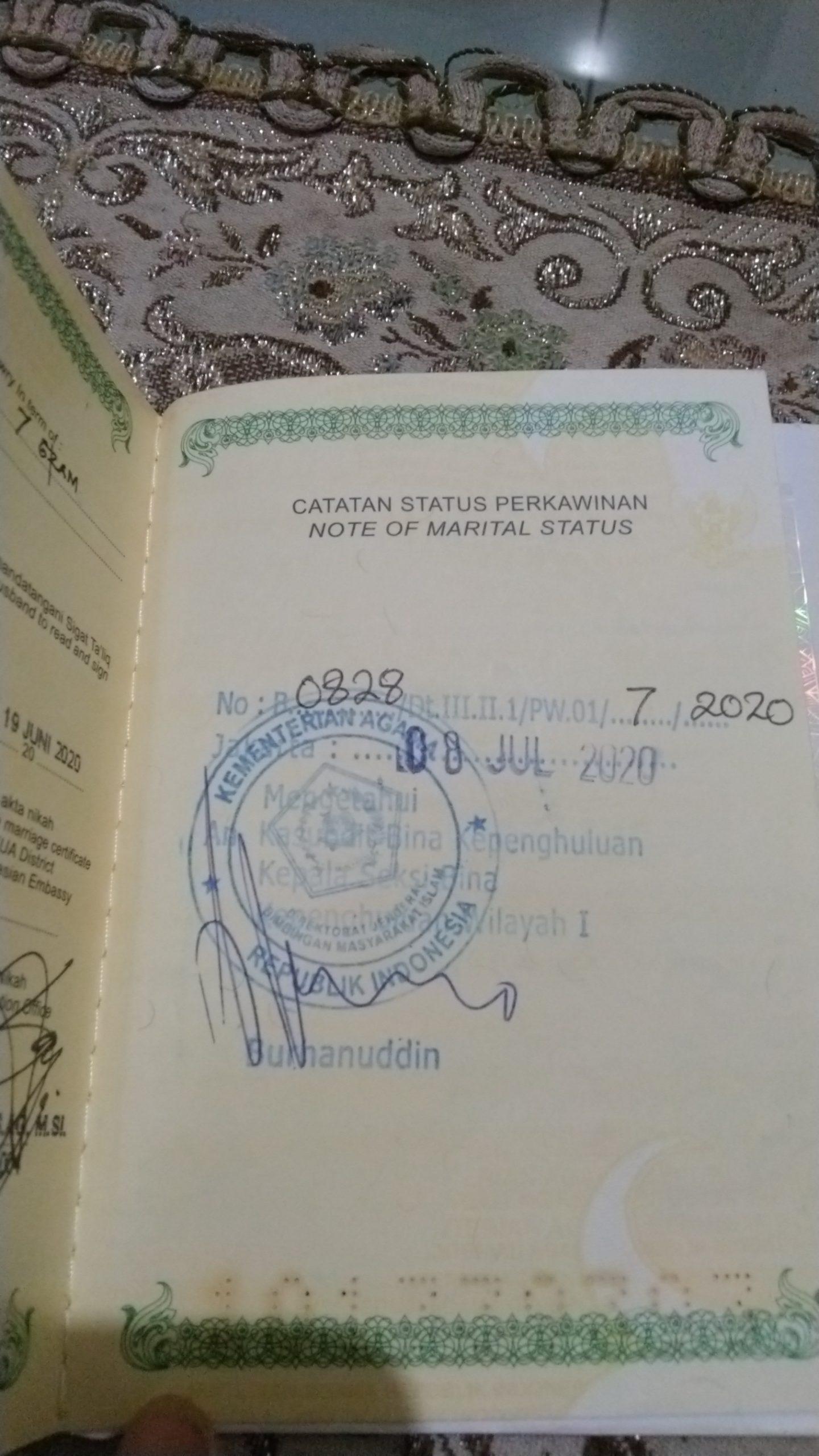 Layanan Legalisir di Kedutaan Asing Selama Pandemi Covid19