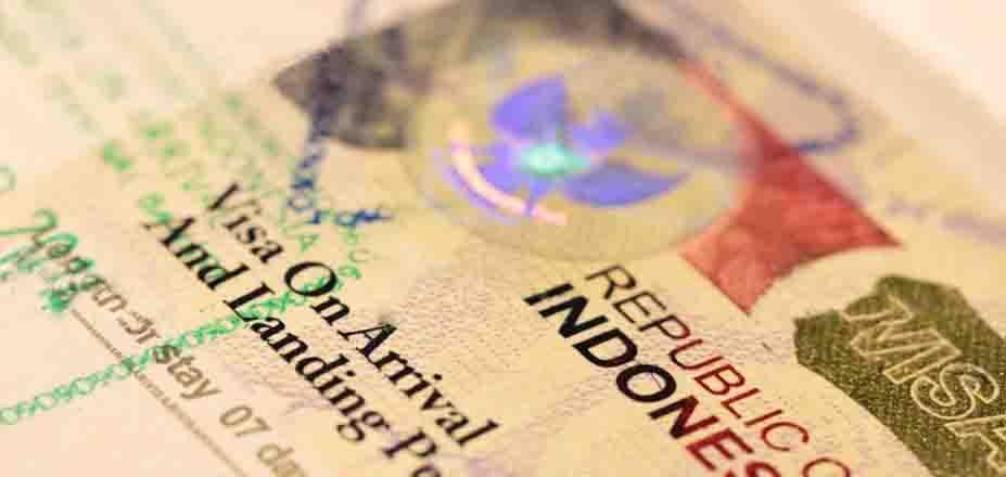 Jenis Visa bagi WNA yang datang ke Indonesia, Apa Saja ?