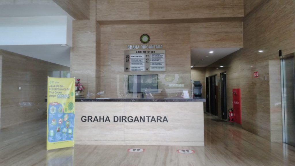 Cabang VFS Tasheel Jakarta yang buka Kembali sejak Transisi PSBB