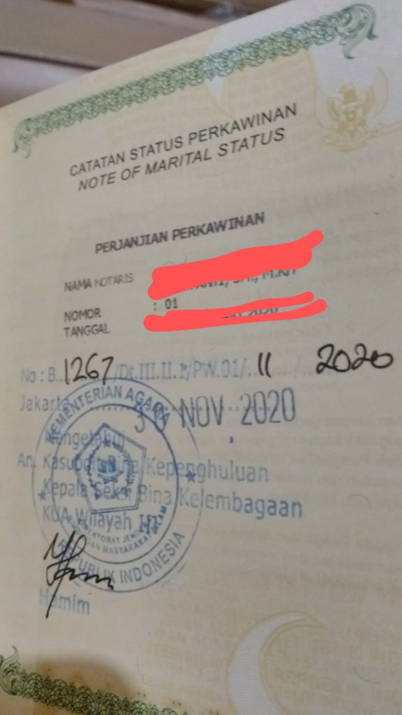 Legalisir di Kedutaan Jordania di Jakarta - Syarat dan Ketentuan