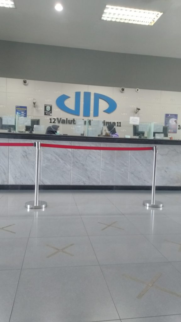 Jam Buka Money Changer VIP di Menteng Saat PSBB