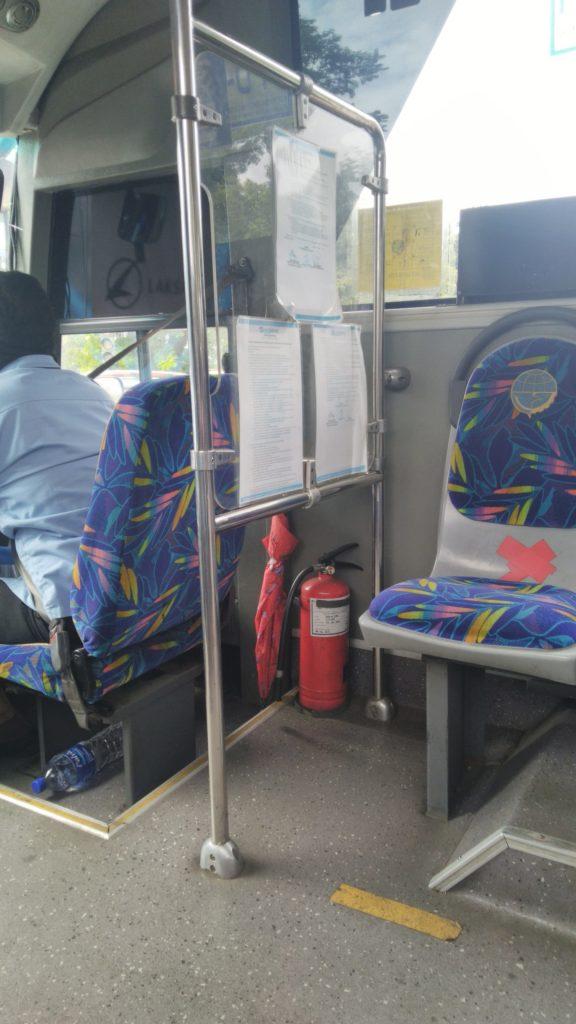Busway 6H Lebak Bulus Senen hanya beroperasi Terbatas
