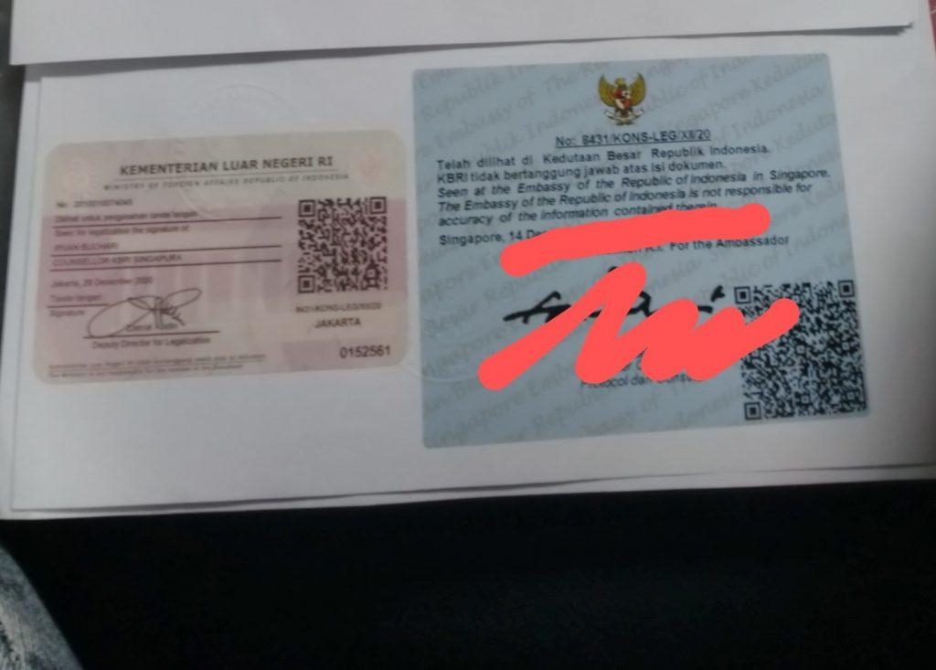 Pengalaman Melegalisir Dokumen Luar Negeri di Kemenlu