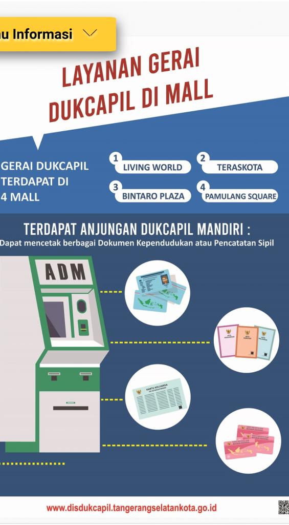 Pengalaman Cetak Ulang E-KTP di Kecamatan Pamulang