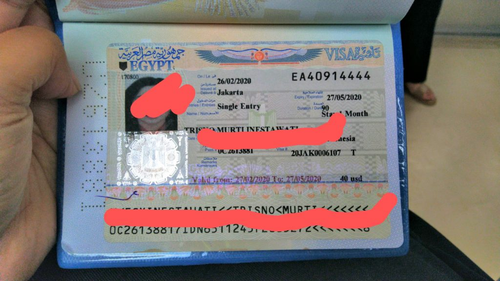 Mulai Kapan Mengajukan Visa di Kedutaan sebelum Keberangkatan ?