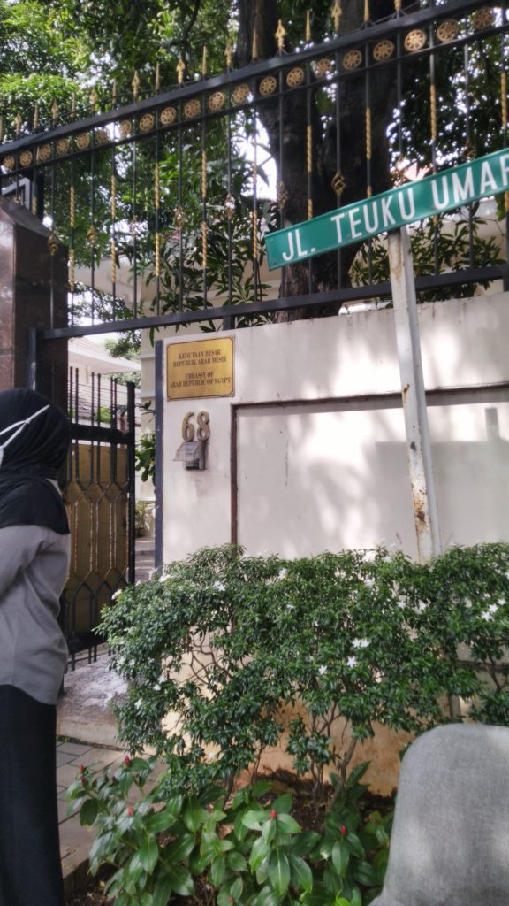 Perpanjang Visa Pelajar Mesir di Kedutaan, Bagaimana Syaratnya ?