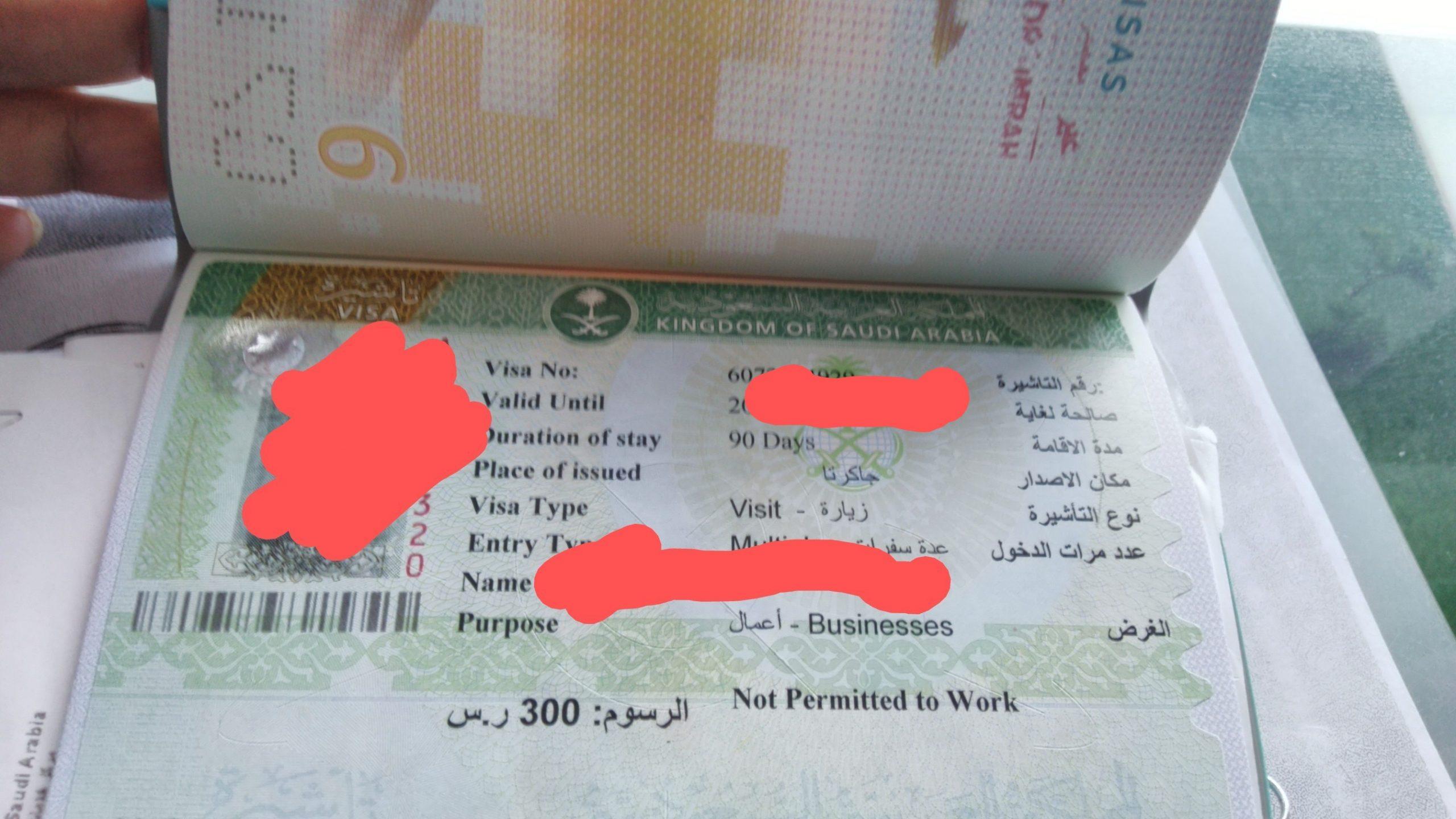 Pengalaman Mengajukan Visa Pelaut di VFS Tasheel