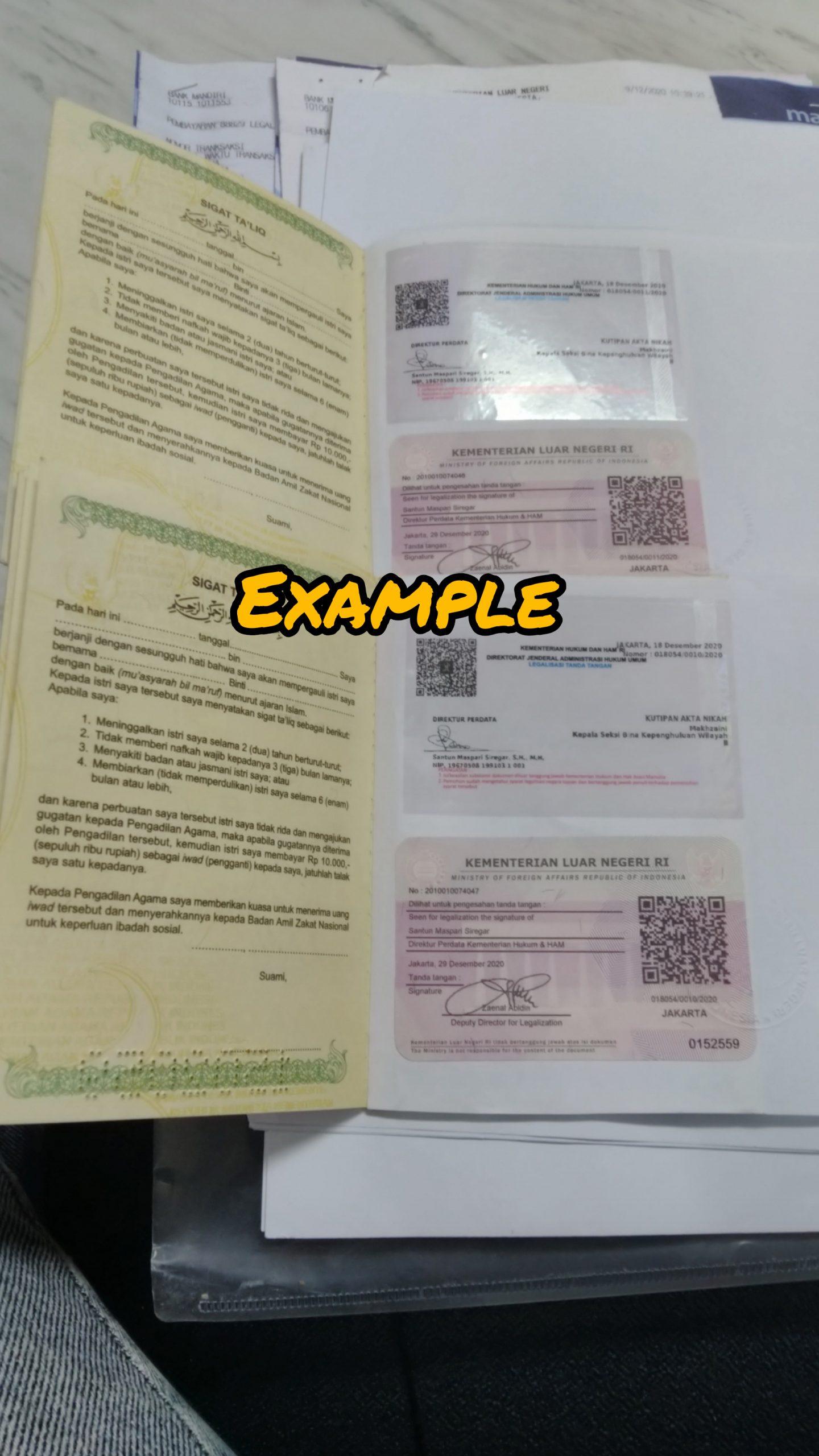 Syarat Legalisir Dokumen di Kedutaan Singapura Jakarta