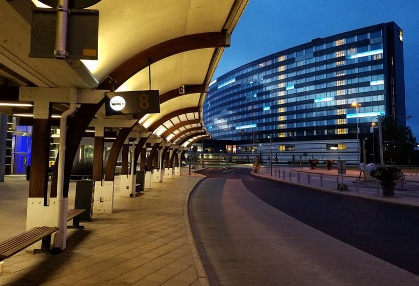 Update Bus Bandara Cinere Bellevue Tidak Beroperasi Lagi