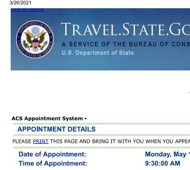 Pengalaman Legalisir Akta Nikah di Kedutaan Amerika Jakarta