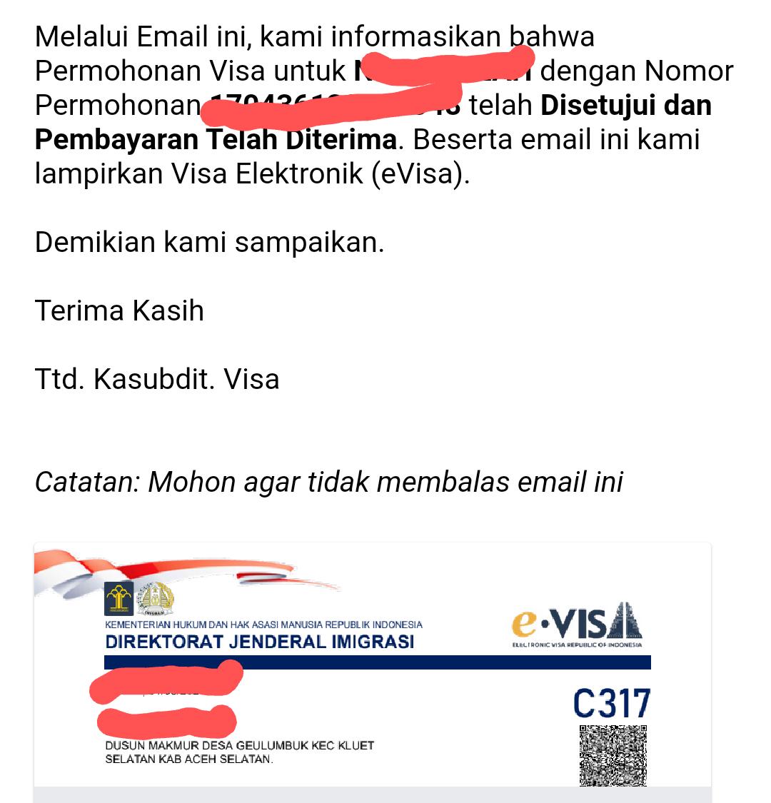 Pengalaman Mengajukan Visa C317 Penyatuan Keluarga