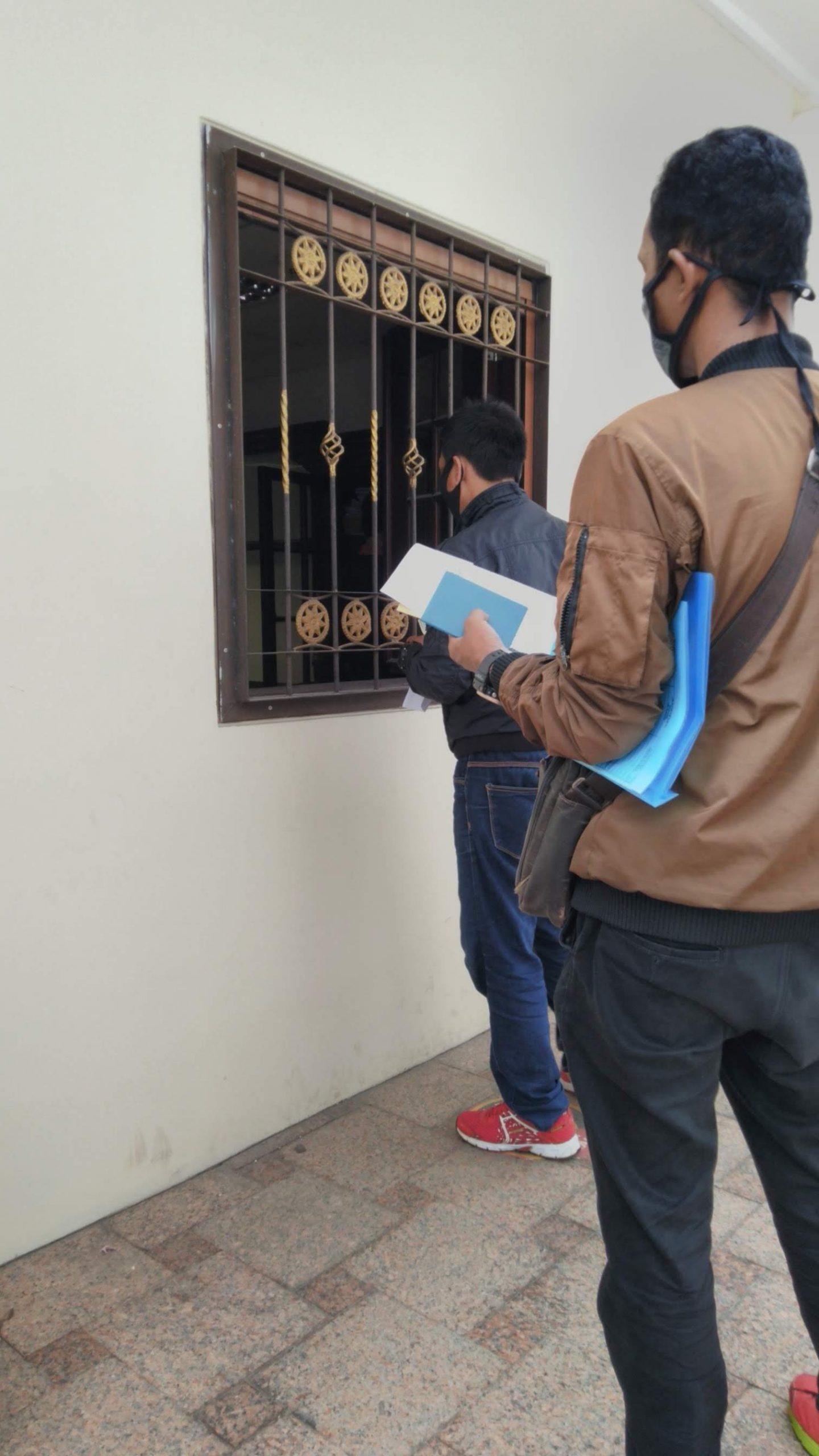 Mengajukan Visa Mesir Ketika PPKM, Tetap Antri Loh