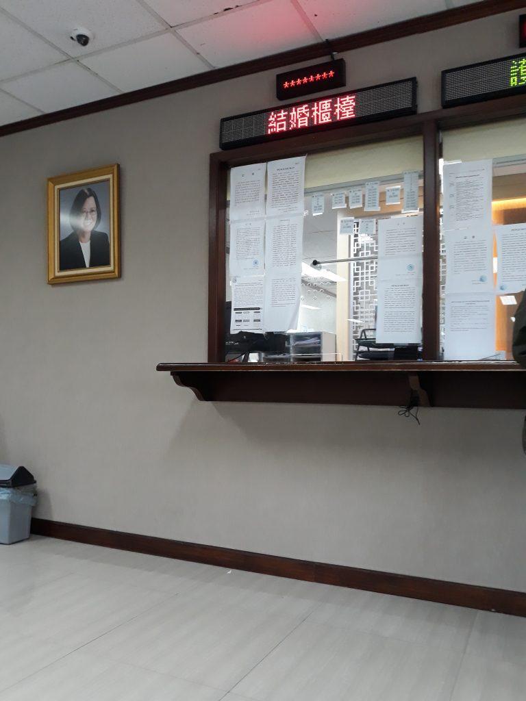 Legalisir di Kedutaan Taiwan harus Anti Gen selama PPKM
